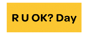 R U OK? Day – 12 September 2019