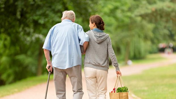 Carer Walking