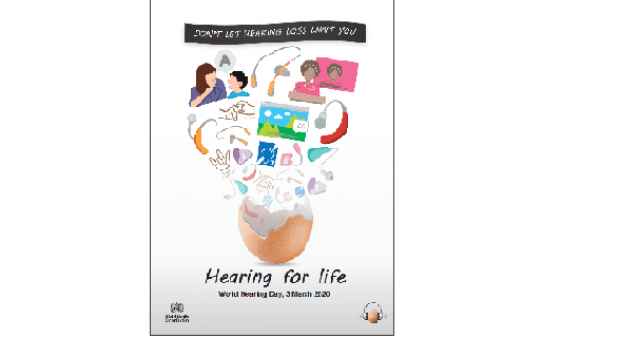 Hearing for life:  don't let hearing loss limit you