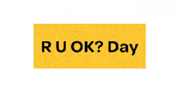R U OK? Day – 12 September 2019